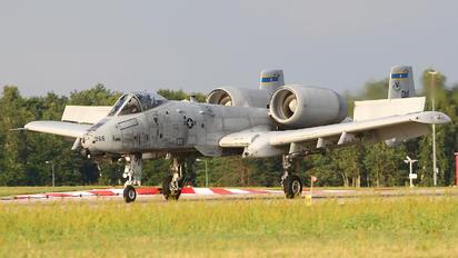 81-0966 - USA - Air Force Fairchild A-10 Thunderbolt II (all models)