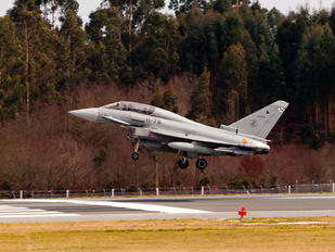 CE.16-09 - Spain - Air Force Eurofighter Typhoon