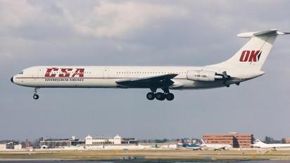 OK-OBL - CSA - Czechoslovak Airlines Ilyushin Il-62 (all models)