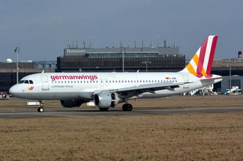 D-AIQE - Germanwings Airbus A320