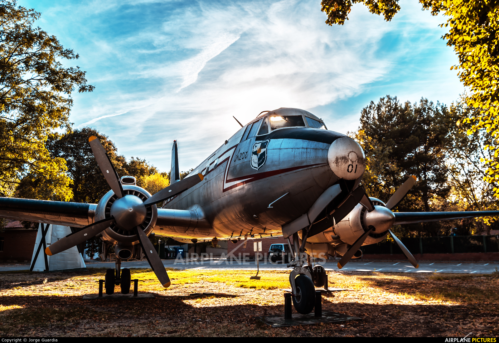 Spain - Air Force T.7-1 aircraft at Madrid - Getafe