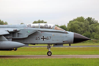 45+67 - Germany - Air Force Panavia Tornado - IDS