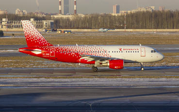 VP-BNB - Rossiya Airbus A319