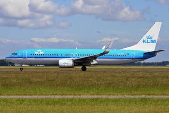 PH-BXI - KLM Boeing 737-800