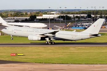 ZZ333 - Royal Air Force Airbus Voyager KC.3