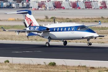 SX-JFF - Private Piaggio P.180 Avanti I & II