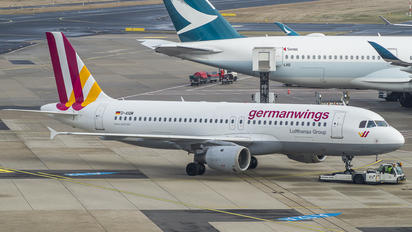 D-AIQM - Germanwings Airbus A320