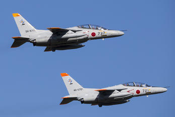 56-5737 - Japan - Air Self Defence Force Kawasaki T-4