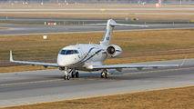 YR-TRC - Toyo Aviation Bombardier BD-100 Challenger 300 series aircraft
