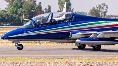 "MM55052 - Italy - Air Force ""Frecce Tricolori"" Aermacchi MB-339-A/PAN"