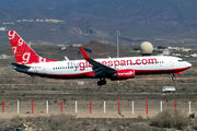 G-DLCH - Flyglobespan Boeing 737-800 aircraft