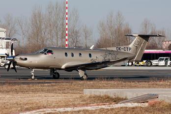 OK-CTP - Private Pilatus PC-12