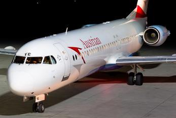 OE-LVE - Austrian Airlines/Arrows/Tyrolean Fokker 100