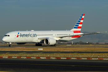 N820AL - American Airlines Boeing 787-9 Dreamliner