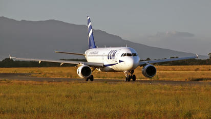 F-HBEV - CCM Airlines Airbus A320