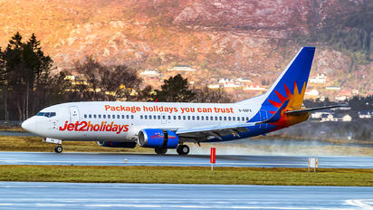 G-GDFK - Jet2 Boeing 737-300