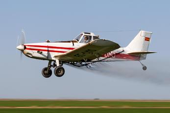 EC-DMO - Trabajos Aéreos Martínez Ridao Piper PA-36-375 Brave