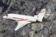 I-KERE - Private Dassault Falcon 2000 DX, EX aircraft