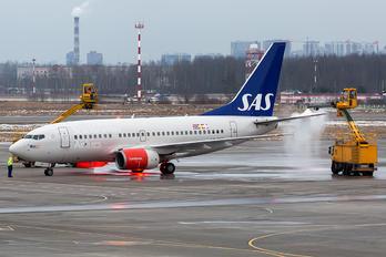 LN-RPF - SAS - Scandinavian Airlines Boeing 737-600
