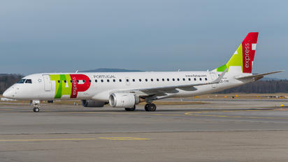 CS-TPV - TAP Express Embraer ERJ-190 (190-100)