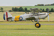 G-BWWK - Historic Aircraft Collection Hawker Nimrod I aircraft