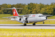 HB-IXN - Swiss British Aerospace BAe 146-300/Avro RJ100 aircraft