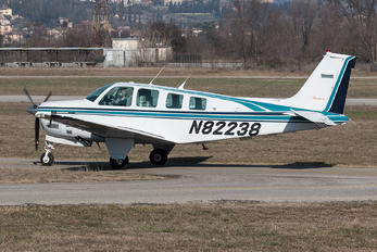 N82238 - Private Beechcraft 36 Bonanza