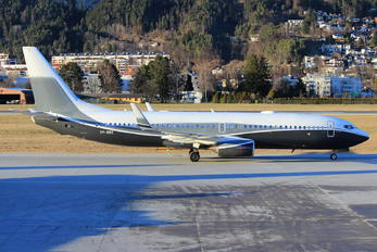 VP-BBZ - ACM Air Charter Boeing 737-800 BBJ