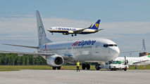 OM-FEX - Air Explore Boeing 737-800 aircraft