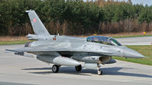 4077 - Poland - Air Force Lockheed Martin F-16D Jastrząb aircraft