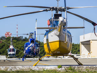 PT-YZG - Brazil -  Highways Federal Police Bell 407