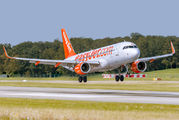G-EZWG - easyJet Airbus A320 aircraft