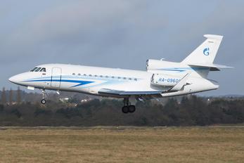RA-09600 - Gazpromavia Dassault Falcon 900 series