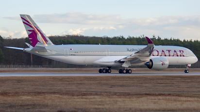 A7-ALL - Qatar Airways Airbus A350-900