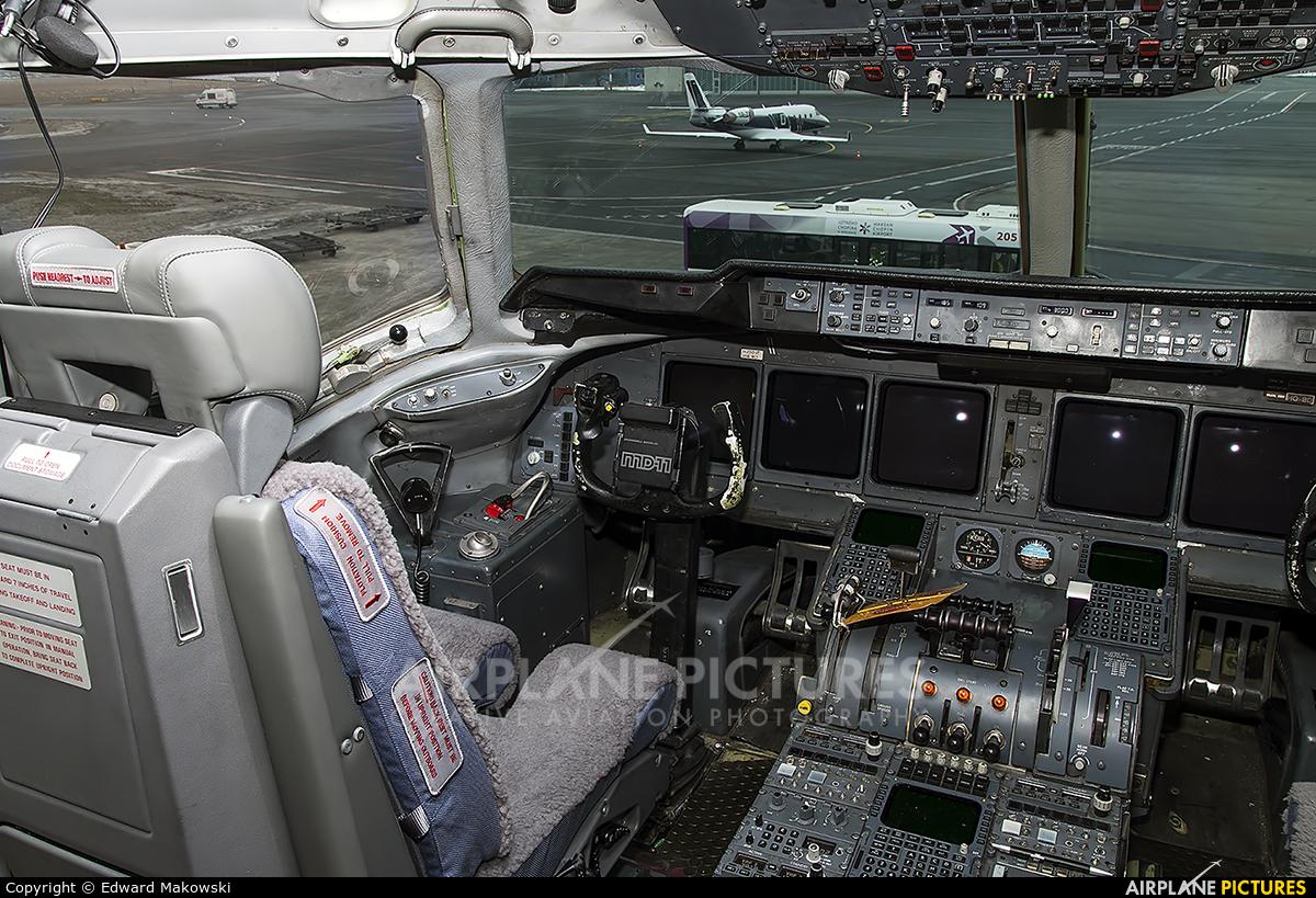 UPS - United Parcel Service N250UP aircraft at Warsaw - Frederic Chopin