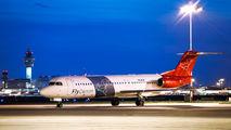PH-MJP - Denim Air Fokker 100 aircraft