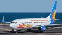 G-JZHM - Jet2 Boeing 737-800 aircraft