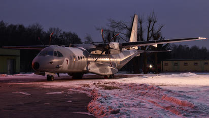 011 - Poland - Air Force Casa C-295M