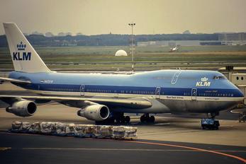 N4551N - KLM Boeing 747-300