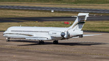 M-SFAM - Private McDonnell Douglas MD-87 aircraft