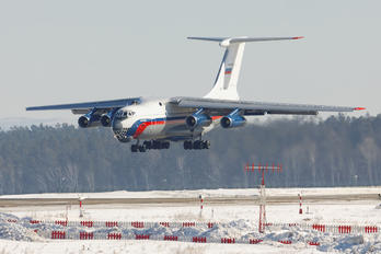 RA-76802 - Russia - Ministry of Internal Affairs Ilyushin Il-76 (all models)