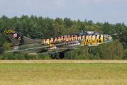 707 - Poland - Air Force Sukhoi Su-22UM-3K aircraft