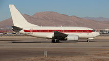 N319BD - EG&G (Janet Airlines)  Boeing 737-600 aircraft