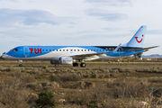 OO-JEB - TUI Airlines Belgium Embraer ERJ-190 (190-100) aircraft