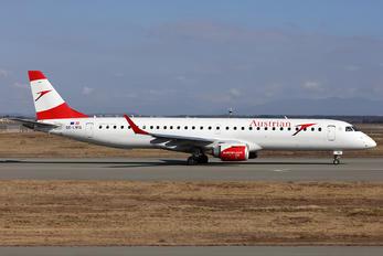 OE-LWG - Austrian Airlines/Arrows/Tyrolean Embraer ERJ-195 (190-200)
