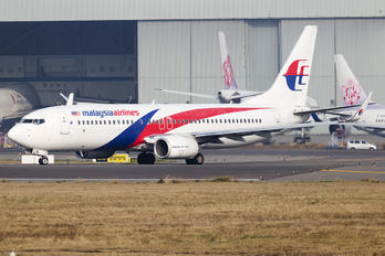 9M-MLN - Malaysia Airlines Boeing 737-800