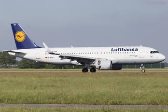 D-AIZW - Lufthansa Airbus A320
