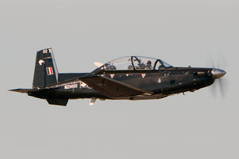 NZ1402 - New Zealand - Air Force Beechcraft T-6 Texan II