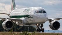 I-BIMA - Alitalia Airbus A319 aircraft