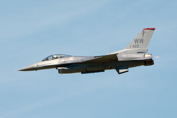 91-0422 - USA - Air Force General Dynamics F-16C Fighting Falcon